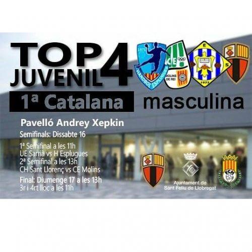 TOP 4 JUVENIL MASCULÍ